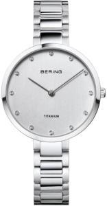 Bering 11334-770 Titanium Sølvfarget/Titan Ø35 mm