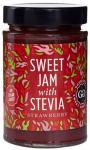 Good Sweet Jam - Stevia Jordbærmarmelade - 330 G
