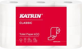 Katrin Toalettpapir Classic 400 (6) 104834