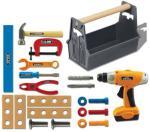 Verktøysett med verktøykasse - 22 deler