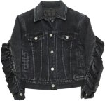 I dig denim Jeansjakke Kim Jacket Women Black