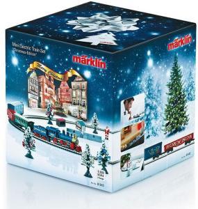 Märklin Märklin Startsett - Damplokomotiv med Julemotiv