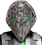 Widmann Spacemaske, sølv - Masker