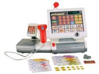 Theo Klein Electronic cash register, Gutt/Jente, Flerfarget