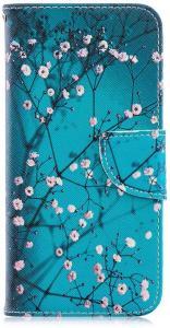 Deksel for Huawei Y6 (2019) - Rosa blomster
