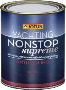 Nonstop supreme bunnstoff mørkeblå 750ml, jotun, norge