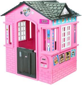 LOL surprise cottage playhouse - Lekehus med glitter