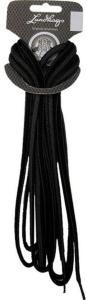 Lundhags Shoe Laces 200 CM, Black, 200 CM