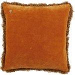 Jakobsdals Putetrekk Pure Velvet solid 45x45 Unisex Oransje