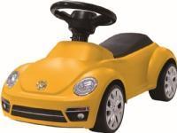 VW Beetle Gåbil m/lyd og lys, Gul