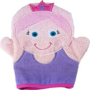 HAT & CO Vaskeklut Set Princess