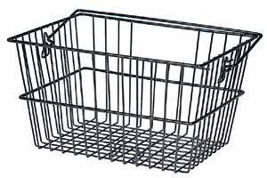 Unix Cosetto Rear Wheel Basket black  2020 Sykkelkurver til bagasjebrett