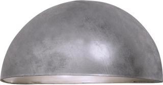 Oriva AB Utelampe Vegg Lotta Galvanisert 60W E27 IP23 89017 Taklampe / Vegglampe
