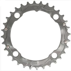 SRAM MTB Chainring 9-speed 104mm grey 32T 2021 Drev