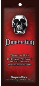 SUPRE 15 ml. posjonsposer Domination Titanium Black 70X Bronzer