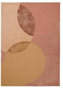 Linie Design Caldera Teppe Mustard 170x240 cm