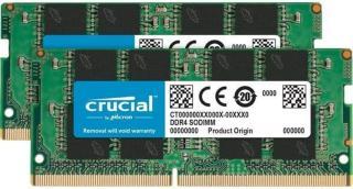 Crucial DDR4-2666 SO DC - 32GB CT2K16G4SFD8266