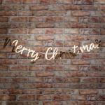 Neviti Julebanner, Guld - Jul