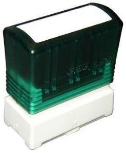 Brother Stamp PR-1438G6P Green (PR1438G6P) 14x38mm VE 6 Stück für StampCreator SC-2000 Bestellartikel, NICHT stornierbar! (PR1438G6P)