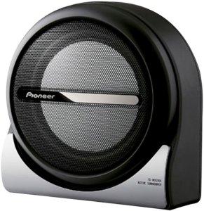 Pioneer Kompakt forsterket basshøyttaler Unisex