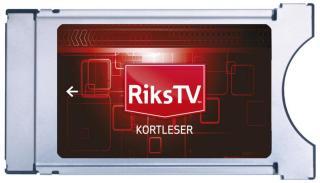 RIKS TV CI + CA MODULE