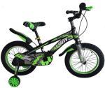 Sportpower barnesykkel - grønn 16'' - grønn