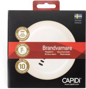 CAPiDi Røykvarsler 1-pack