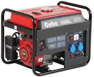 Strømaggregat 6,5 hk fra GEBE