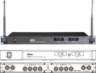 MIPRO AD-708 antenne splitter (NL560205)