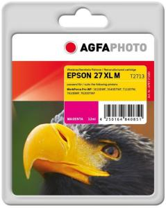 AGFAPHOTO magenta - compatible - blekkpatron (alternativ for: Epson 27XL, Epson T2713, Epson C13T27134010) (APET271MD)