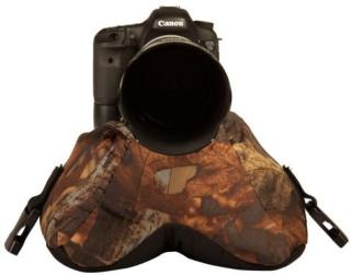 Buteo Beanbag 1, saddle & belt Kamerastøtte