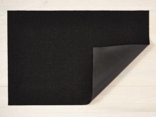 Chilewich Dørmatte Solid Black
