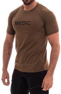 MILRAB Medic - T-skjorte - Olivengrønn - XXXL (MRABMETC-OL-XXXL)
