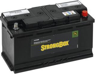 John Deere Batteri 12V 88Ah