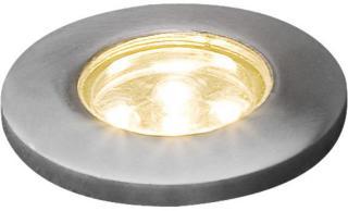 Konstsmide Tilleggslynge 3 varmhvite spot LED m kabel til 7721709 IP44 7761791 Bakkebelysning