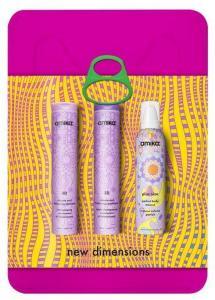 Amika New Dimensions Kit Onesize dame