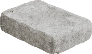 Aaltvedt Stein Aaltvedt - Rådhus, 5 cm tykkelse, 1/1 stein, Gråmix