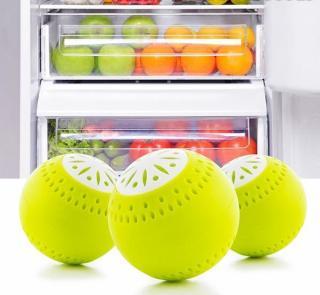 Baller for Fersk Kjøleskap (Pakke med 3)