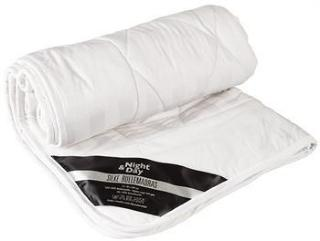 Madrassbeskytter i silke - Enkeltseng 90x200 cm - Temperaturregulerende madrassbeskytter - Night & Day