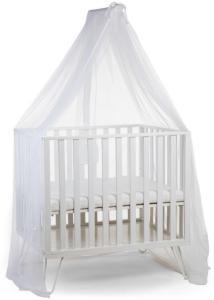 CHILDHOME Nettingholder med myggnett hvit