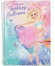 TOPModel Fantasy Model Designbok Ballerina