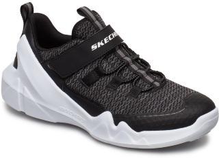 Skechers Boys Dlt-A Sneakers Sko Svart Skechers