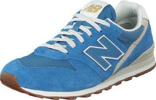 New Balance Wl996vhc Angora (102), Sko, Sneakers og Treningssko, Sneakers, Blå, Dame, 38