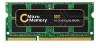 CoreParts - DDR3L - 8 GB - SO DIMM 204-pin - 1600 MHz / PC3L-12800 - 1.35 V - ikke-bufret - ikke-ECC - for ThinkCentre M600  ThinkPad 11  L460  L560  P40 Yoga  P50s  T460  ThinkPad Yoga 11