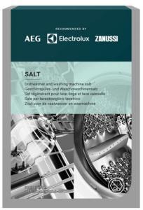 ELECTROLUX SALT FOR OPPVASKMASKINER OG VASKEMASKINER, 1 KG