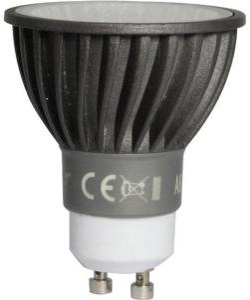 Civilight LED Pære Dimbar 6W GU10 Sølv 3802910 LED-pære