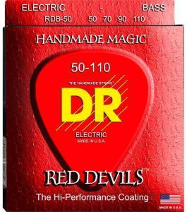 DR Strings RDB50 Red Devils (050-110) Heavy