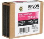Epson T580A Vivid Magenta 80ml SP 3880