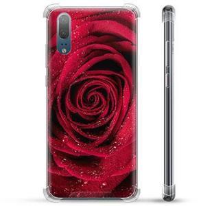 Huawei P20 Hybrid-deksel - Rose