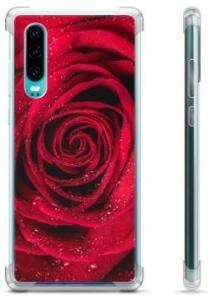 Huawei P30 Hybrid-deksel - Rose